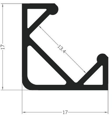 Profil kątowy (narożny) – P3