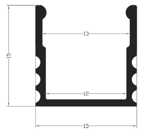 Profil nawierzchniowy głęboki – P5